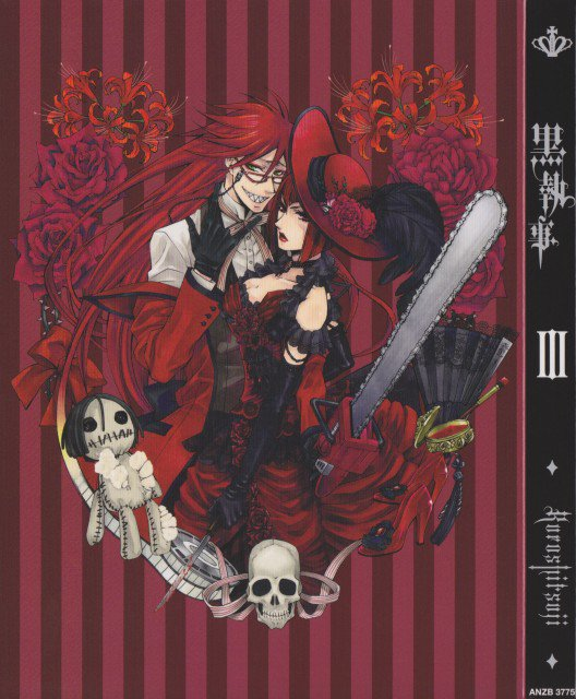 grell et  madame red