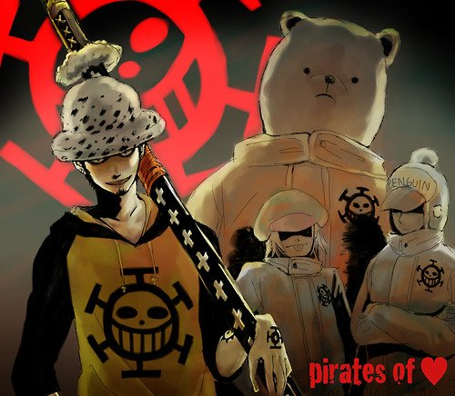 les  pirate of heart