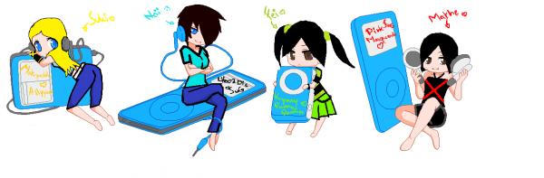 piki draw dédié à mes onee-chan <3