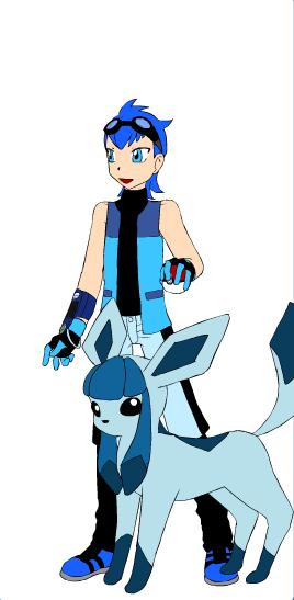 Mes OC Pokemon à qui je dois faire des descri X3