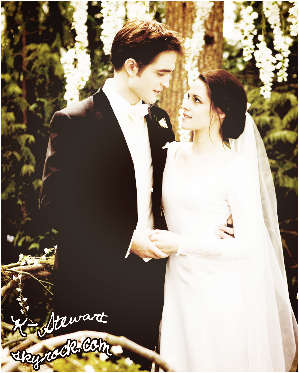 -  Voici des Stills de Twilight Breaking Dawn. -