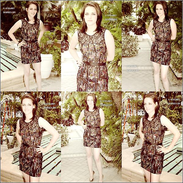 -  FlashBack : Le 12 Juin 2010, Kristen était la conférence de presse d'Éclipse.   -