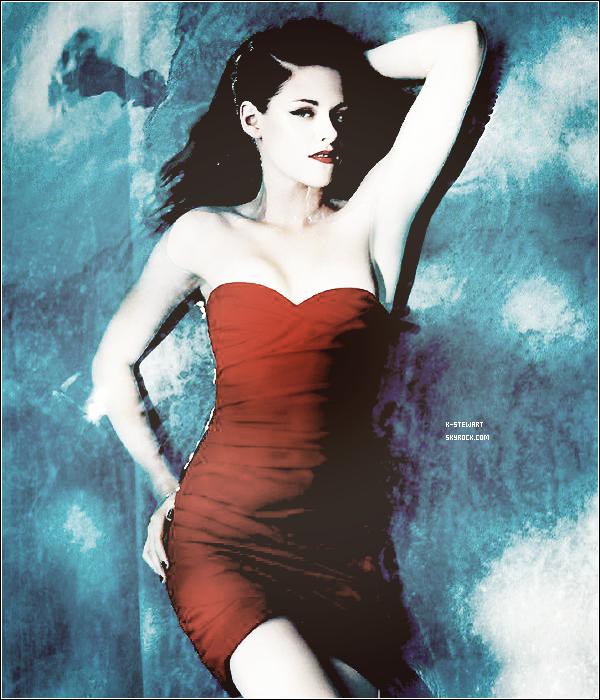-  (Re)Découvrez un photoshoot de Kristen GQ datant de 2011. -
