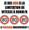 1786. Stop au 80 Km/h !!!