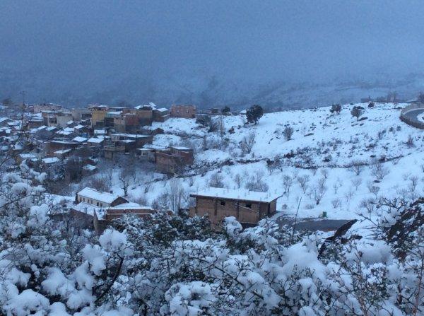 mon village natal montagne de kabylie