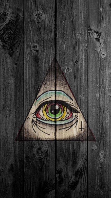 I'oeil qui voit tout : illuminati