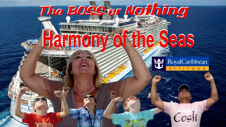 "WELCOME TO MY BLOG ""Harmony Of The Seas"""