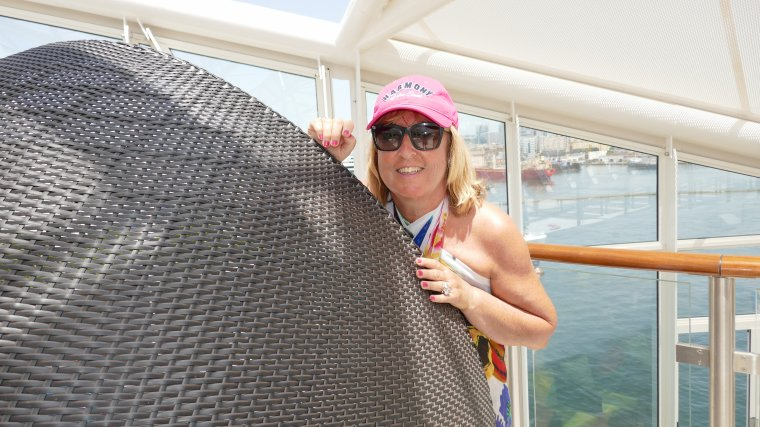 HARMONY Of The SEAS with us June 2016