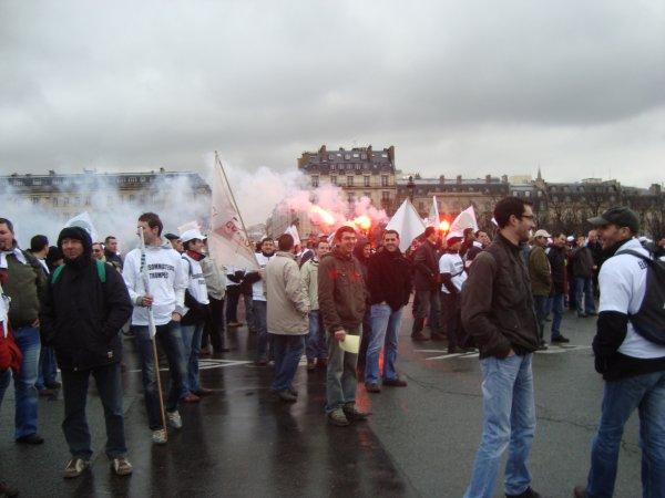 manifestation a paris(pierre)