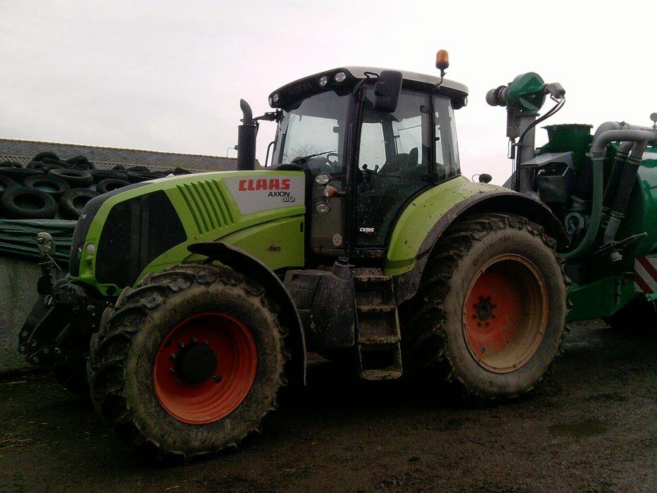un blog de tracteur