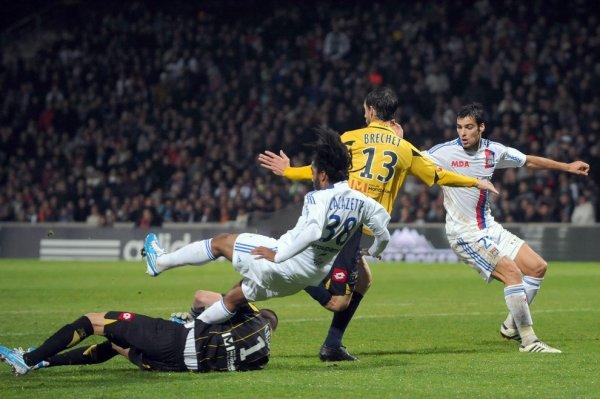 Ligue 1 30/10/2010 Lyon 2-1 Sochaux