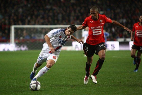 Ligue 1 06/11/2010 Rennes 1-1 Lyon [J'Y ETAIS :D]