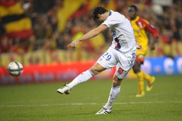 Ligue 1 21/11/2010 Lens 1-3 Lyon