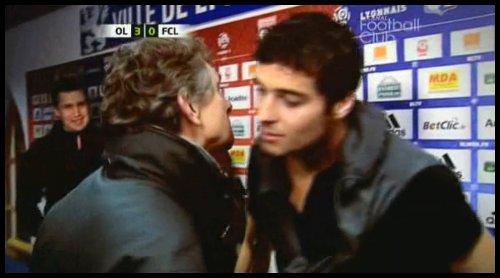 Rubrique :  VIDEO EXCLUSIVE de Yoann Gourcuff après la victoire de Lyon face à Lorient le 17/01  Le milieu de terrain lyonnais réagit au micro de Canal+ suite aux différentes déclarations à son égard qui avaient suscité un vif engouement médiatique
