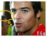 Rubrique :  LES AUTRES PARLENT  de Yoann Gourcuff -Michel Bastos, milieu de terrain lyonnais-