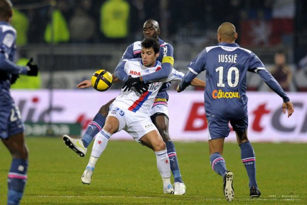 Ligue 1 06/02/2011 Lyon 0-0 Bordeaux