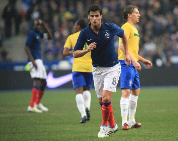 Equipe de France 09/02/2011 France 1-0 Brésil