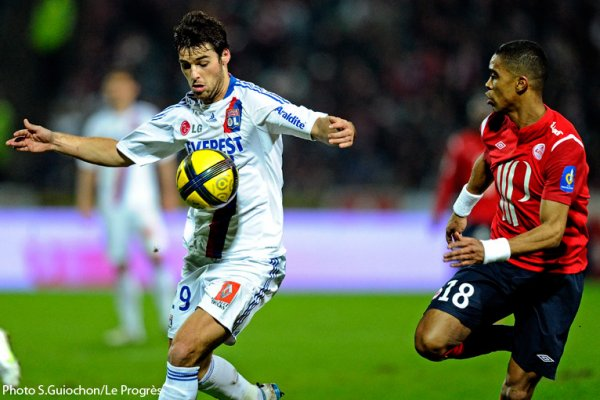 Ligue 1 27/02/2011 Lille 1-1 Lyon