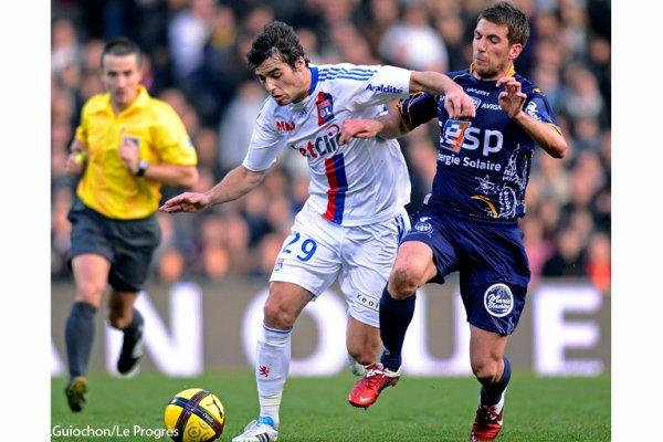 Ligue 1 06/03/2011 Lyon 5-0 Arles-Avignon