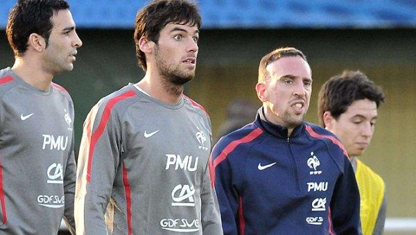Rubrique :  LES AUTRES PARLENT  de Yoann Gourcuff et Ribéry !