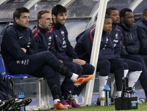 Equipe de France 29/03/2011 France 0-0 Croatie