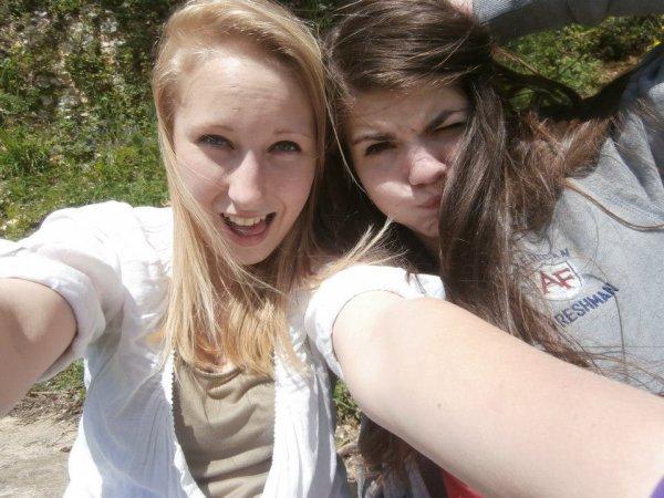Avec les s½urs Bachimont, c'est juste une amitié sans fin.. ♥