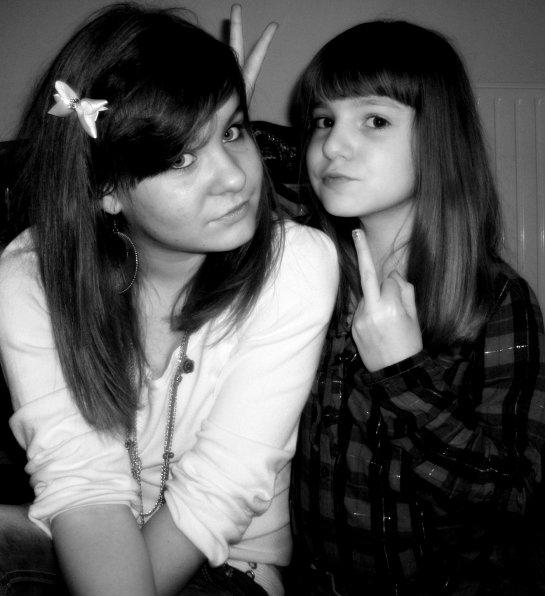 Ma soeur .♥