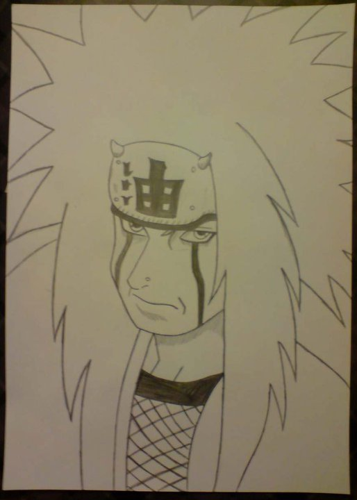 voici un de mes dessin