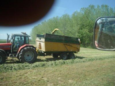 ensilage d herbe 2011 en MF