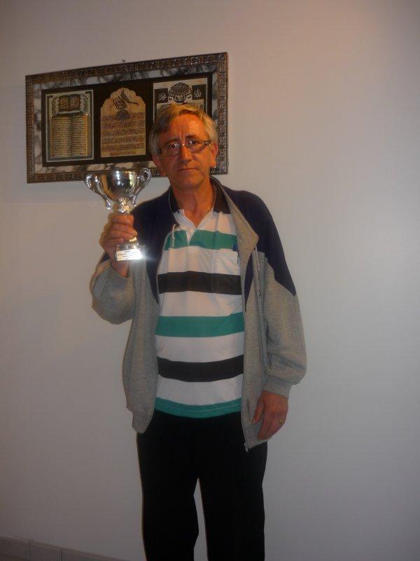830) ROBERT ALIAS BOBBY : TROISIEME DU CHALLENGE DES CHAMPIONS