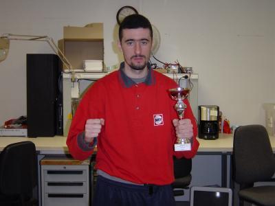 2-LE PREMIER CHAMPIONNAT MARS 2005....