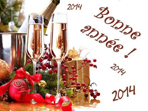 BONNE ANNEE 2014 !!!