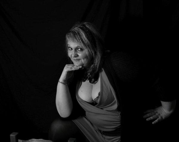 aller photo shoot noir et blanc