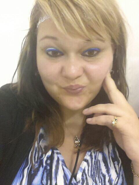 moi en bleu