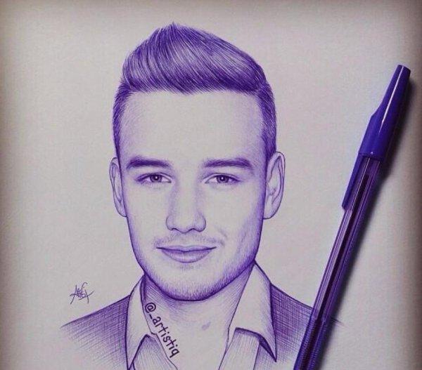 combien de j'aime et de remixe pour ce magnifique dessin de Liam ! <3