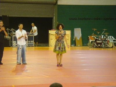 Stage de Saint CYPRIEN 2010