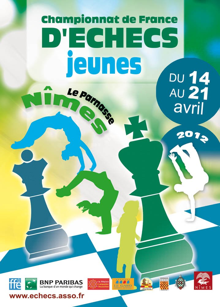 championnat de France 2012 :D