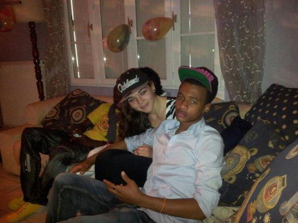 Moi & Bruno <3