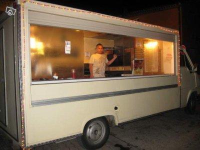 Camion pizza extraordinaire OUVERTURE LE 1er Décembre!! A ne pas rater!!