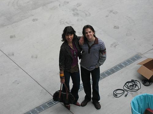 Angela & zack