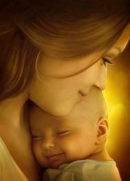 rabi ykhalik liya ya mama