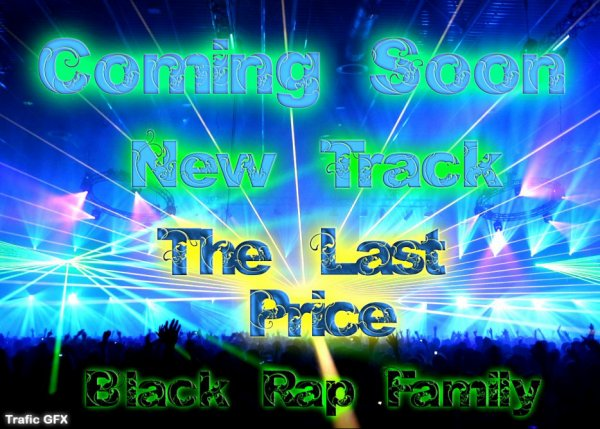 "Coming Soon New Track  ""The Last Price"""