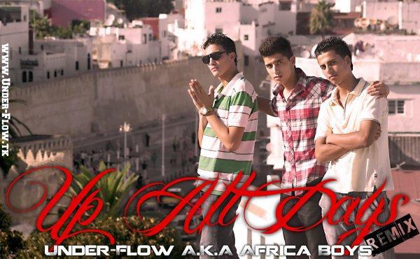 UNDER-FLOW A.K.A AFRICA BOYS