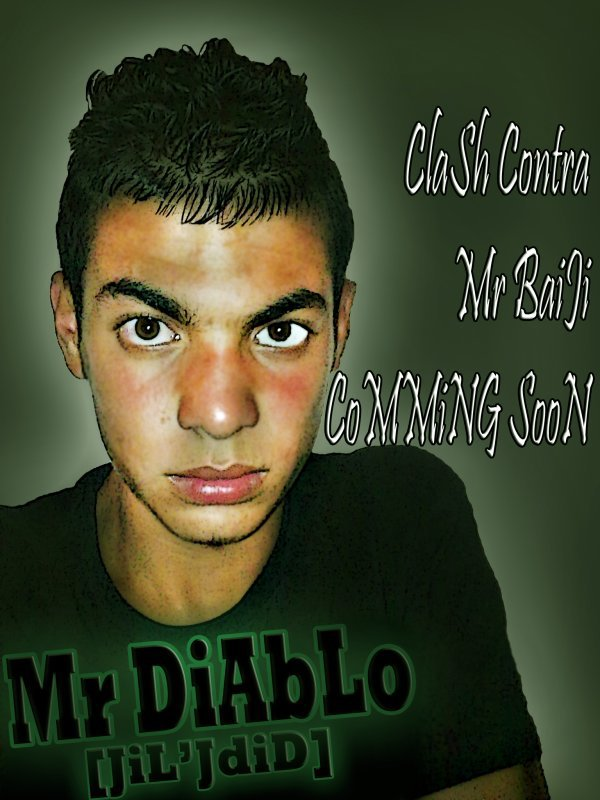 Mr DiAbLo CoMMinG Soon [ Contra BaiJi ]