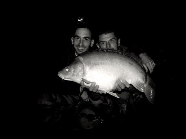Enduro Team très pêche
