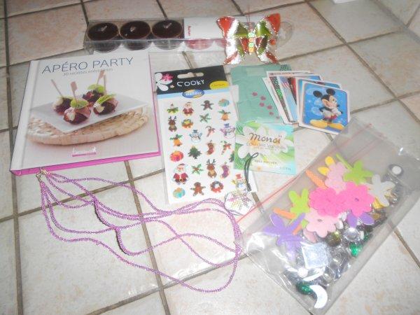 Cadeau concours Betty1010