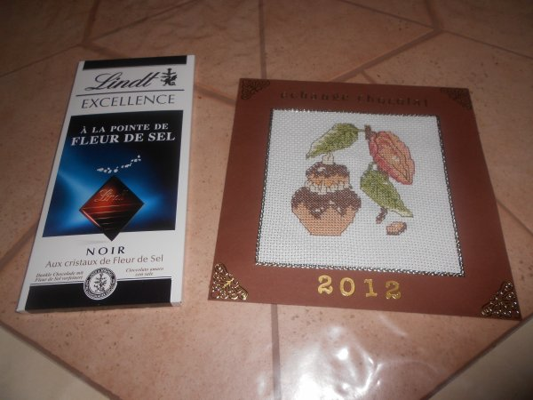 Echange chocolat