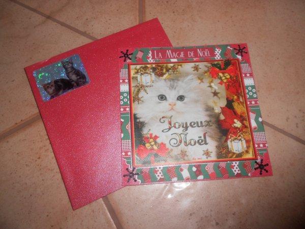 Cartes de Noel pour la SPA
