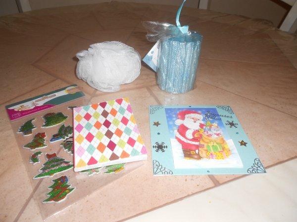 Echange de Noel organisé par Tricotnaroon