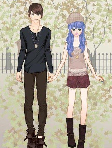 Tôma et Rin